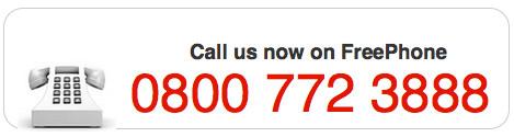 Freephone 0800 772 388
